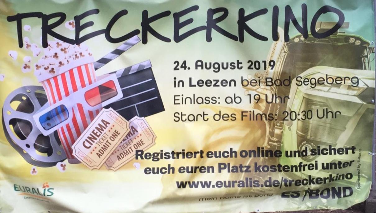 Treckerkino @ Leezen bei Bad Segeberg